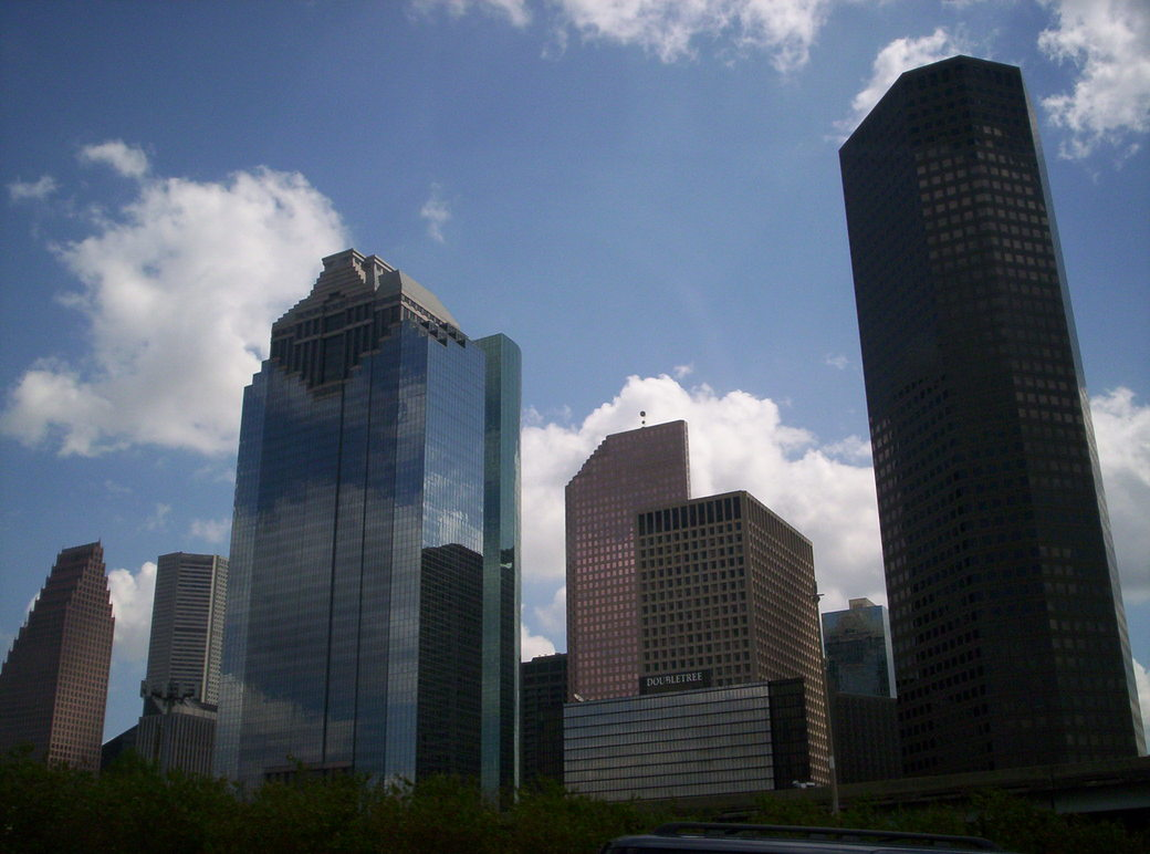 Houston, TX : Houston Skyline
