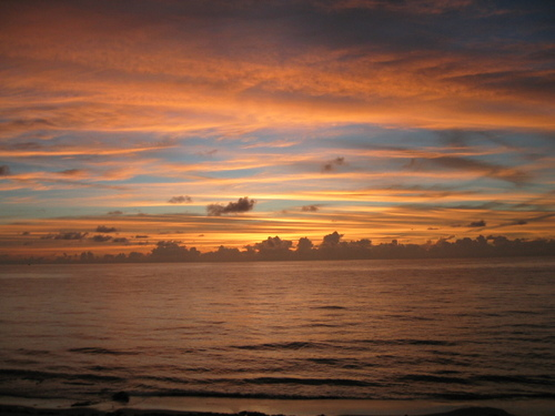 Highland Beach, FL: Wake up to this every morning!