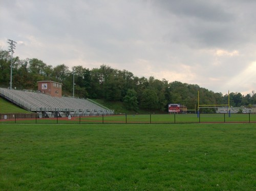 Jeannette, PA : mckee stadium