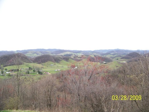 Tazewell, VA: mountain top in Witten Valley