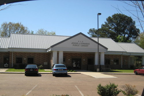 Coldwater, MS : Jesse Edwards Library