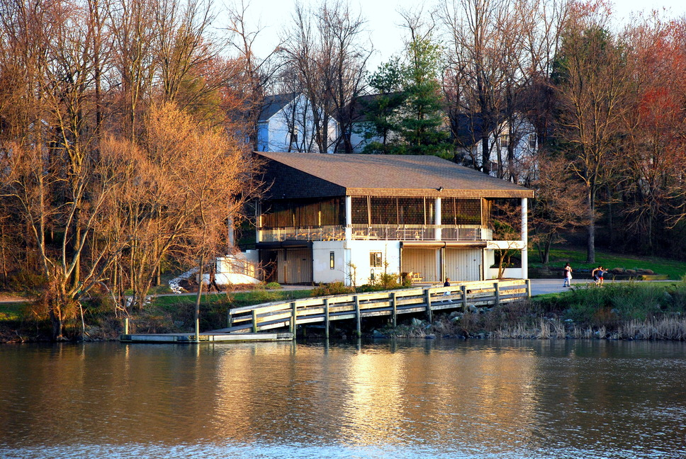 Columbia, MD : Lake Elkhorbn Pavillion