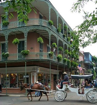 New Orleans, LA: Home Sweet Home