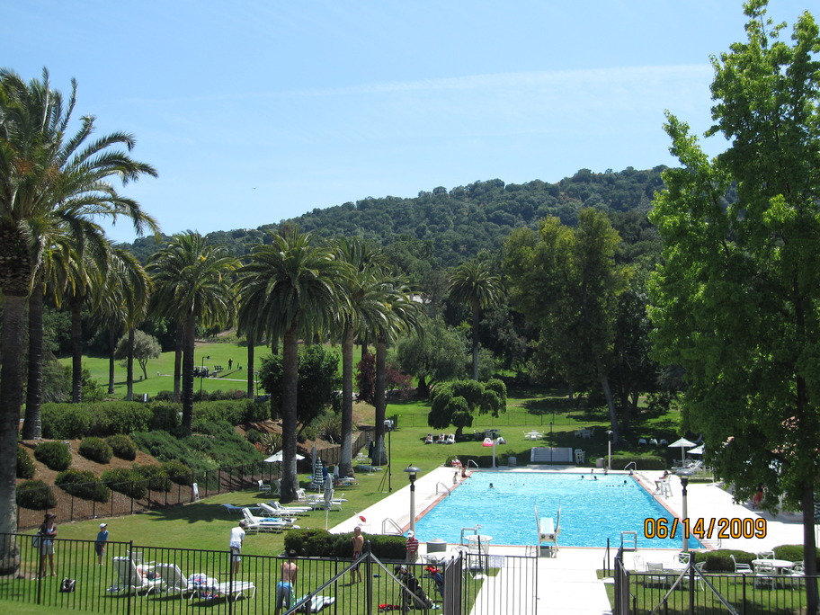 Pleasanton Ca Castlewood Country Club Swimming Pool Pleasanton Ca Photo Picture Image