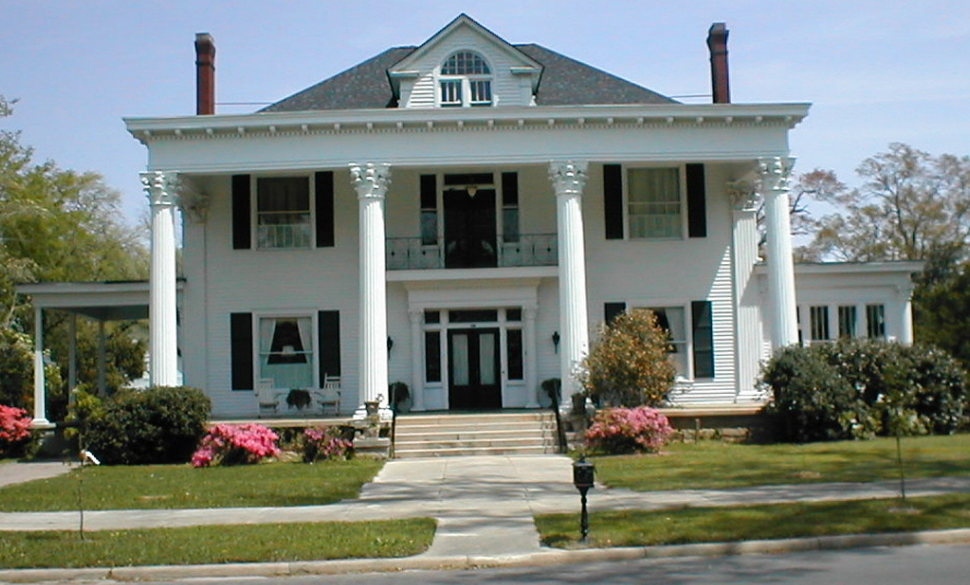 Waynesboro, GA : Wisteria Hall, Historic Bed and Breakfast. www.wisteriahall.com