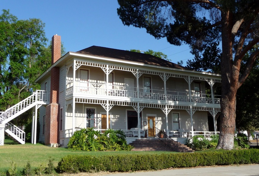 Piru, CA : Heritage Valley Inn