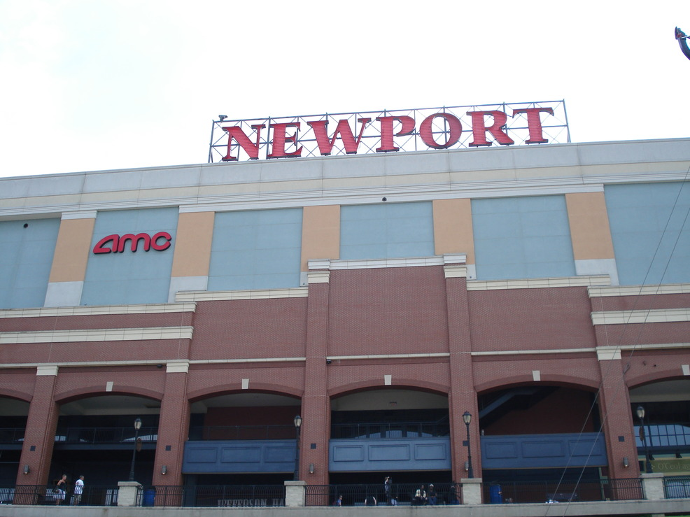 Newport, KY : Newport on the Levee