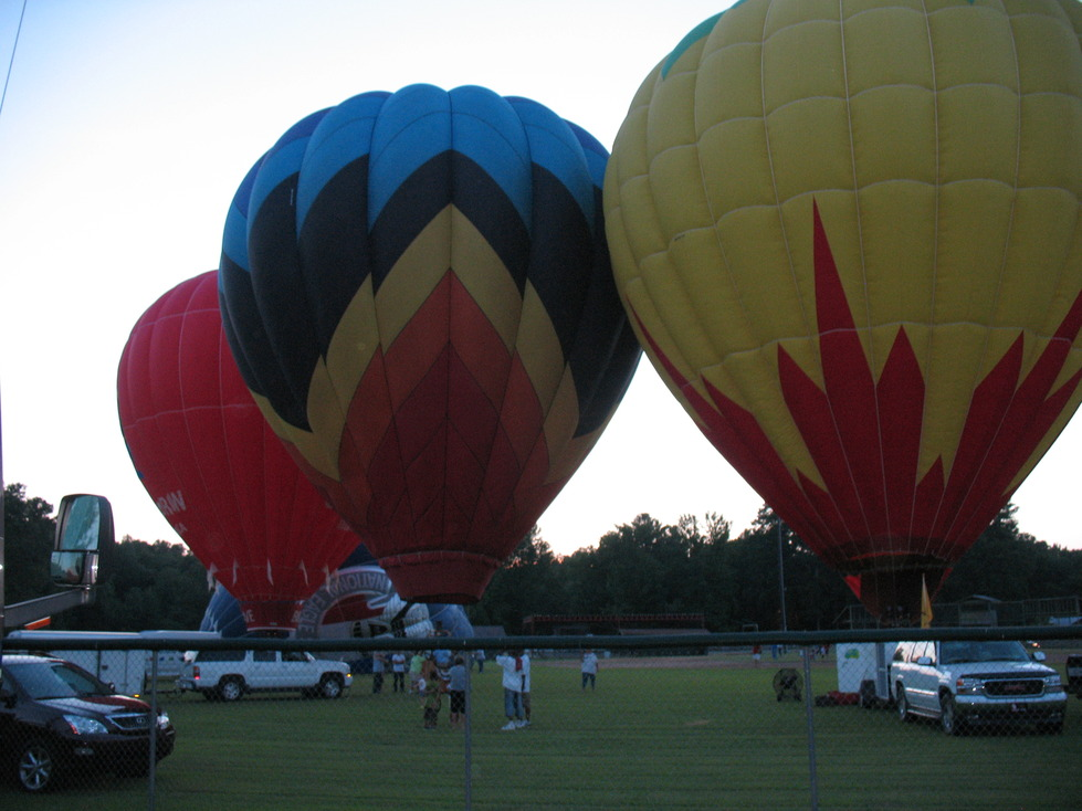Hope, AR : Balloon Festival 2009