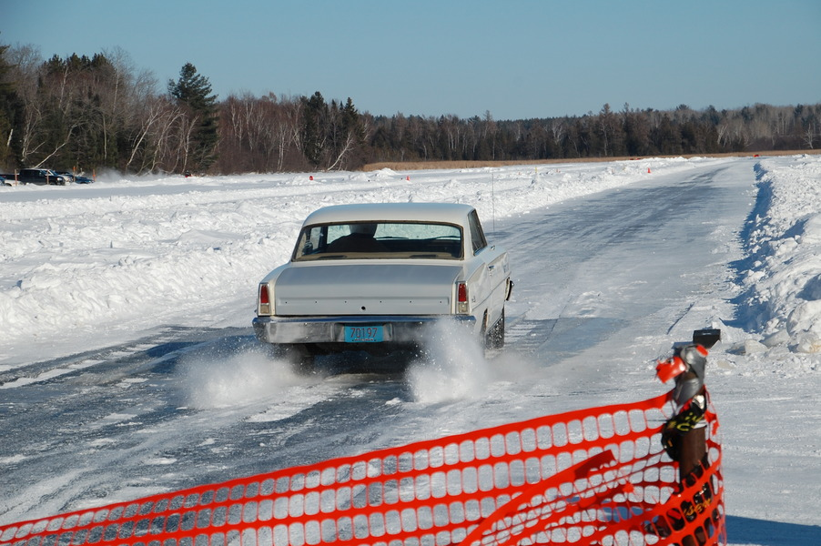 Merrill, WI : Merrill Ice Drags