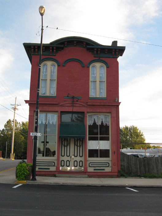 Lexington, MO : HISTORICAL BUSINESS DISTRICT