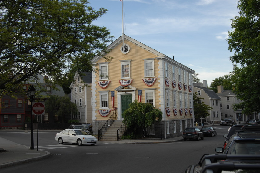 Marblehead, MA : Old Town House