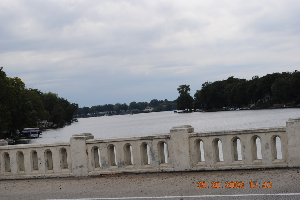 Osceola, IN : Ash Road bridge
