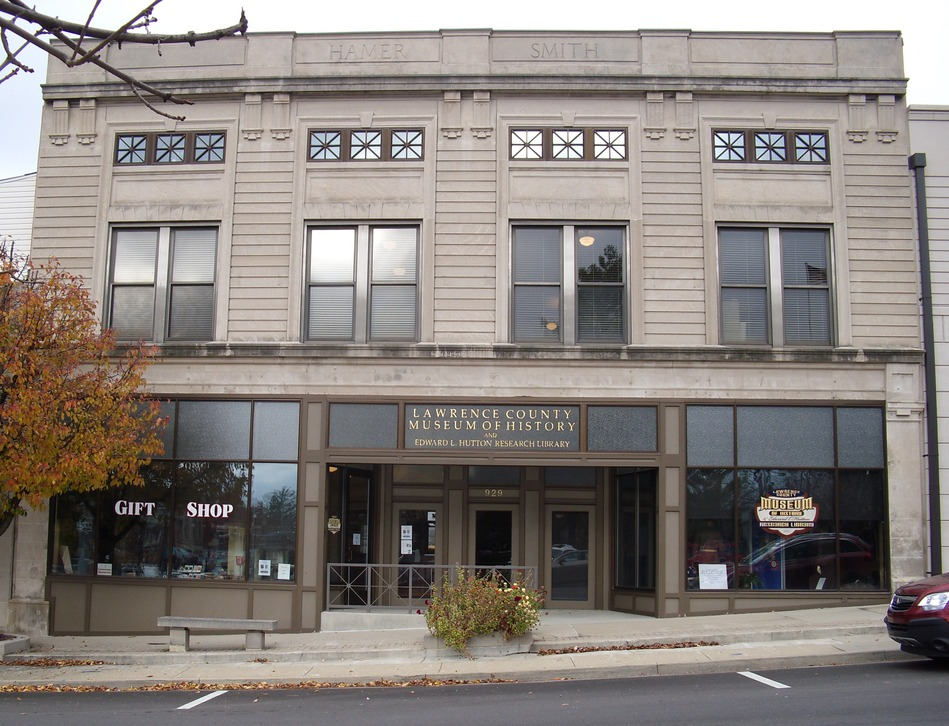 Bedford, IN : Lawrence County Museum of History