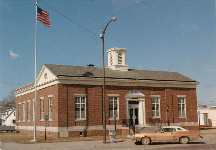 Auburn, NE : POST OFFICE