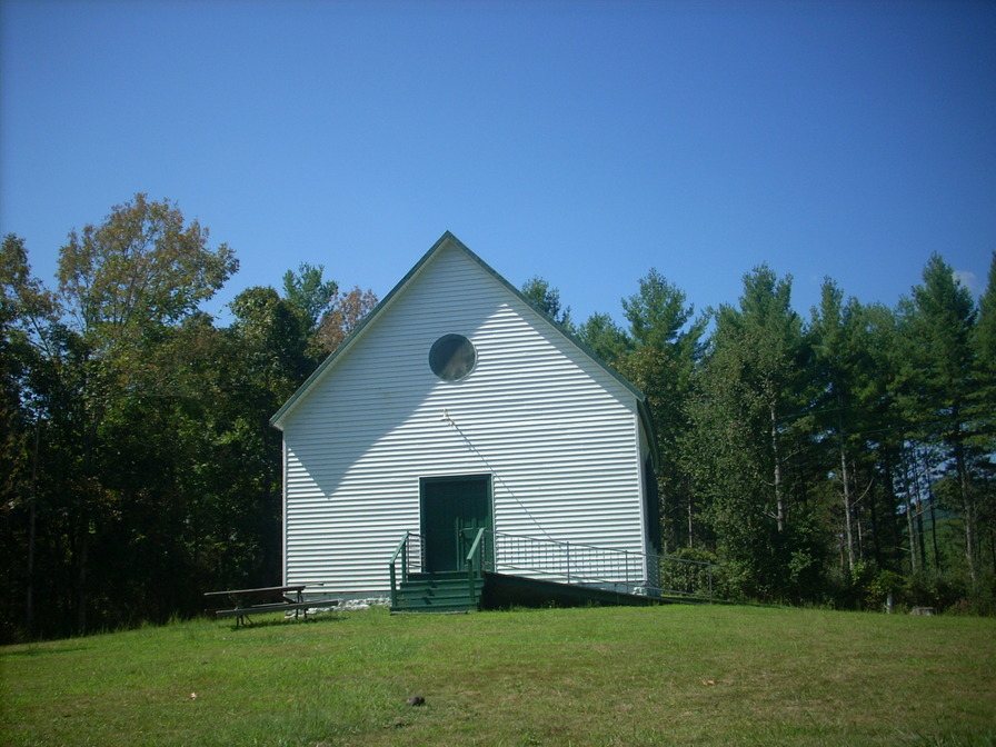 Goshen, VA : Little River Presbyterian Church at Goshen Boy Scout Camp