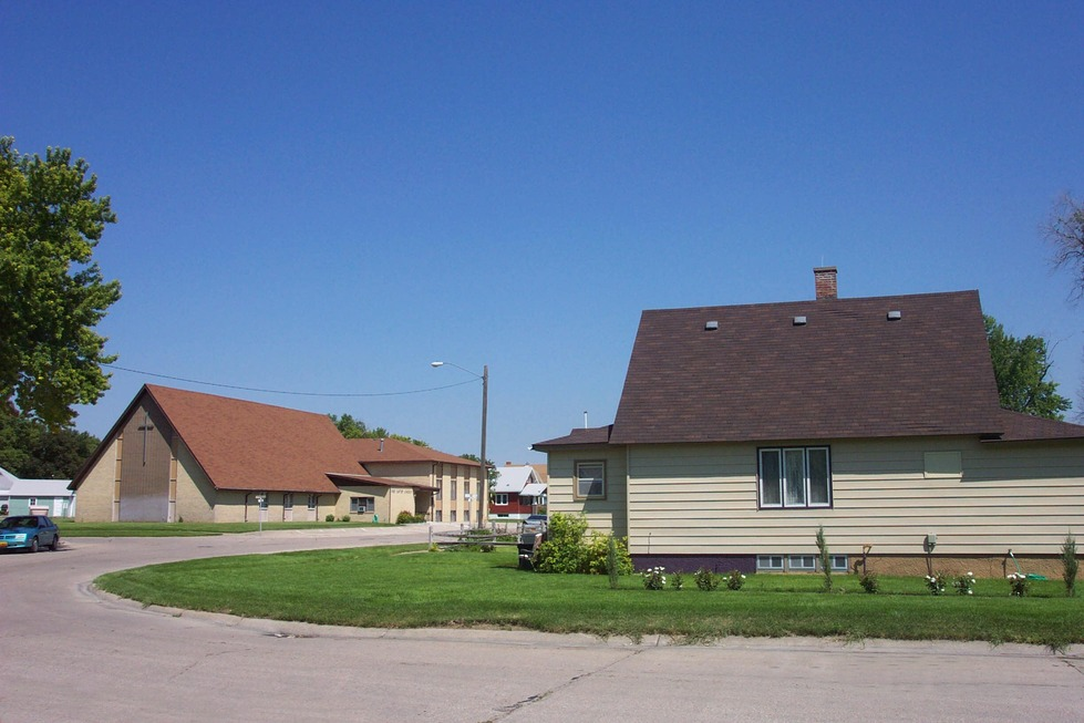 Gothenburg, NE : Gothenburg - Off of 10 St