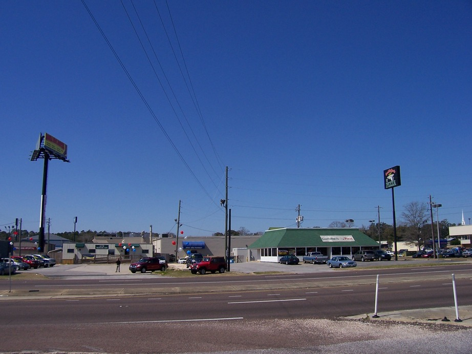 Tillmans Corner, AL: A bit further north on Government Boulevard