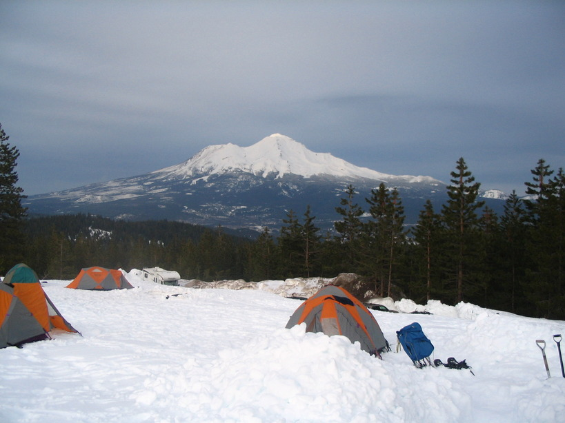 Mount Shasta California Mount Shasta ca Snow