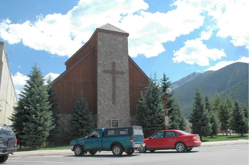 Frisco, CO : Church, UMC