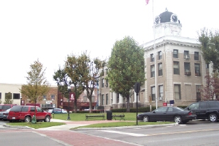 Murray, KY : Calloway County Courthouse