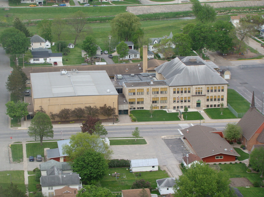Rushford, MN : Rushford-Peterson School