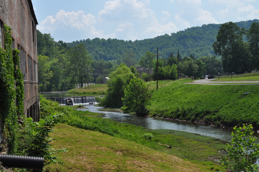 Weston, WV : West Fork River