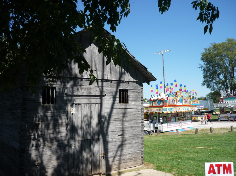Coal Valley, IL : Coal Valley Days at the park
