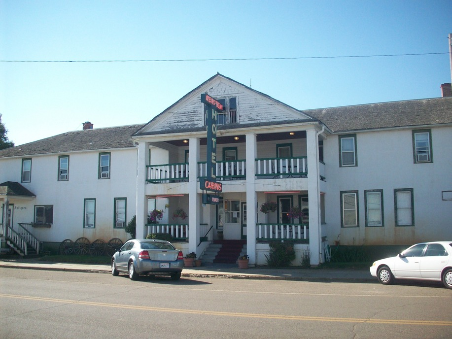 Terry, MT : kempton hotel