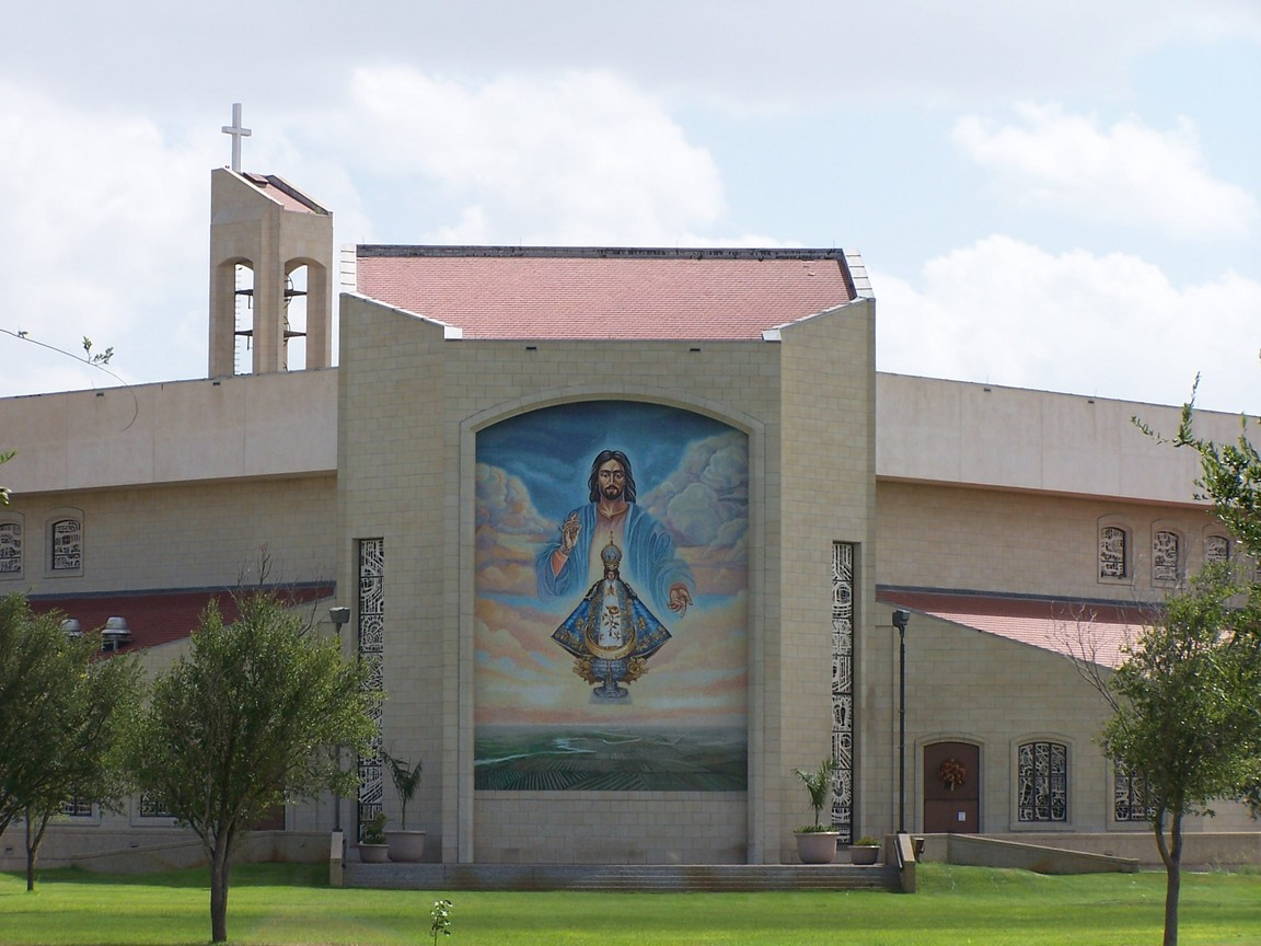 San Juan, TX : Our Lady of San Juan Basilica