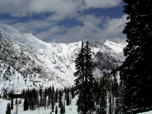 Salt Lake City, UT: Snowbird