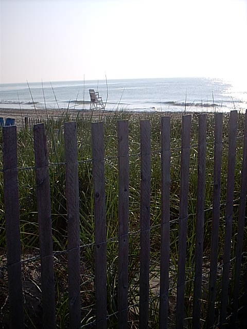 Ocean City, MD : Beach Entrance on 93rd Street