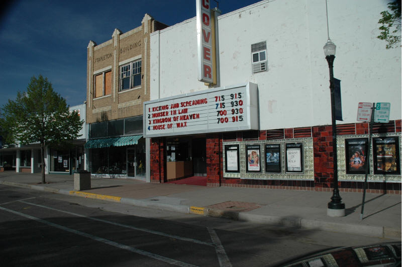 Fort Morgan, CO : Theater