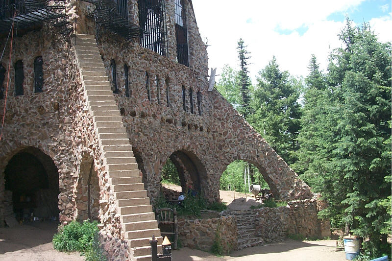 Rye Co Bishop Castle Photo Picture Image Colorado
