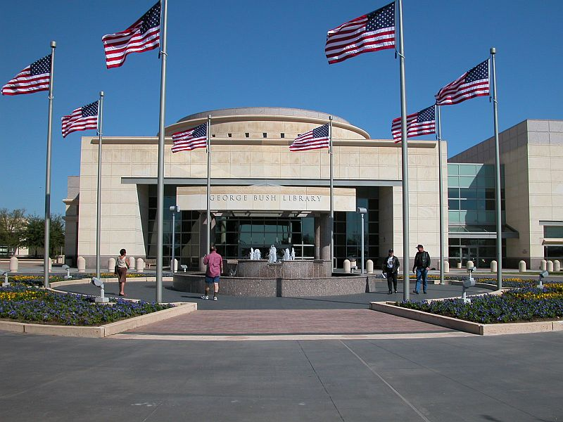 College Station, TX: George Bush Presidential Library at Texas A&M University