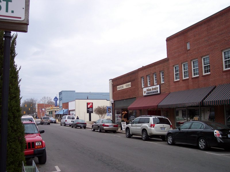 Selma, NC: Town of Selma North Carolina
