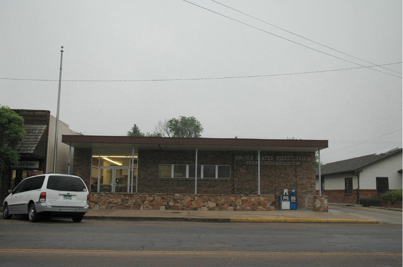 Yuma, CO : Post Office