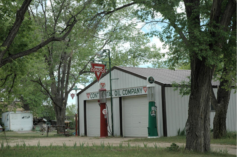 Simla, CO : Conoco