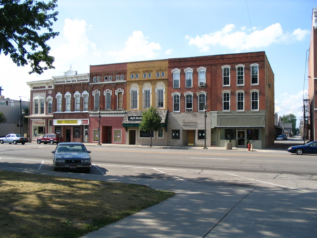 Bryan Oh Court Square Buildings Photo Picture Image Ohio At City Data Com