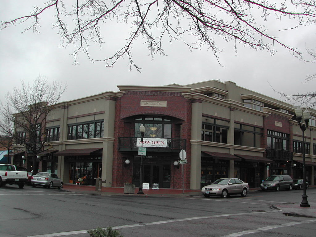 Bend, OR: St. Clair Building (Masterson-St. Clair Building)