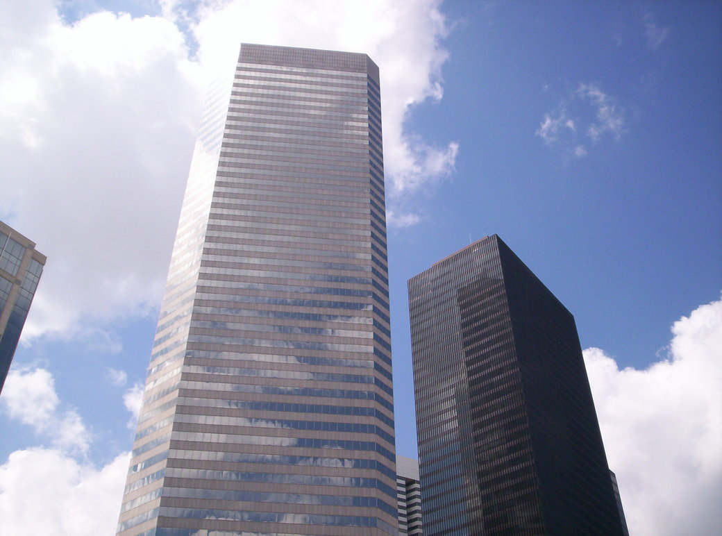Houston, TX : Houston Skyscrapers