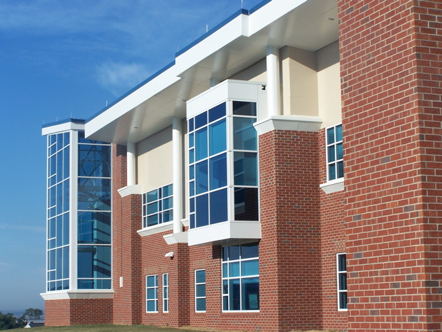 Harrisonburg, VA : New Harrisonburg High School
