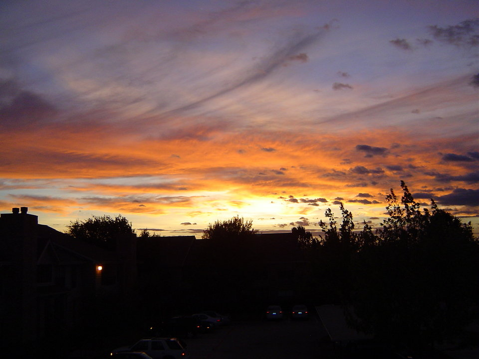 Plano, TX : Plano Sunset