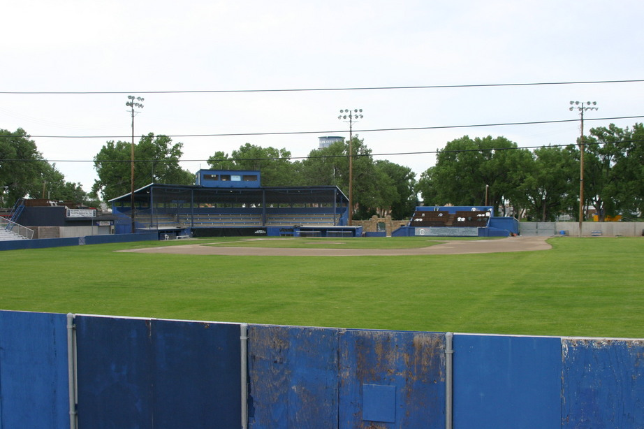 Miles City, MT: City Baseball Park