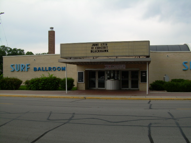 Clear Lake, IA: Surf Ballroom