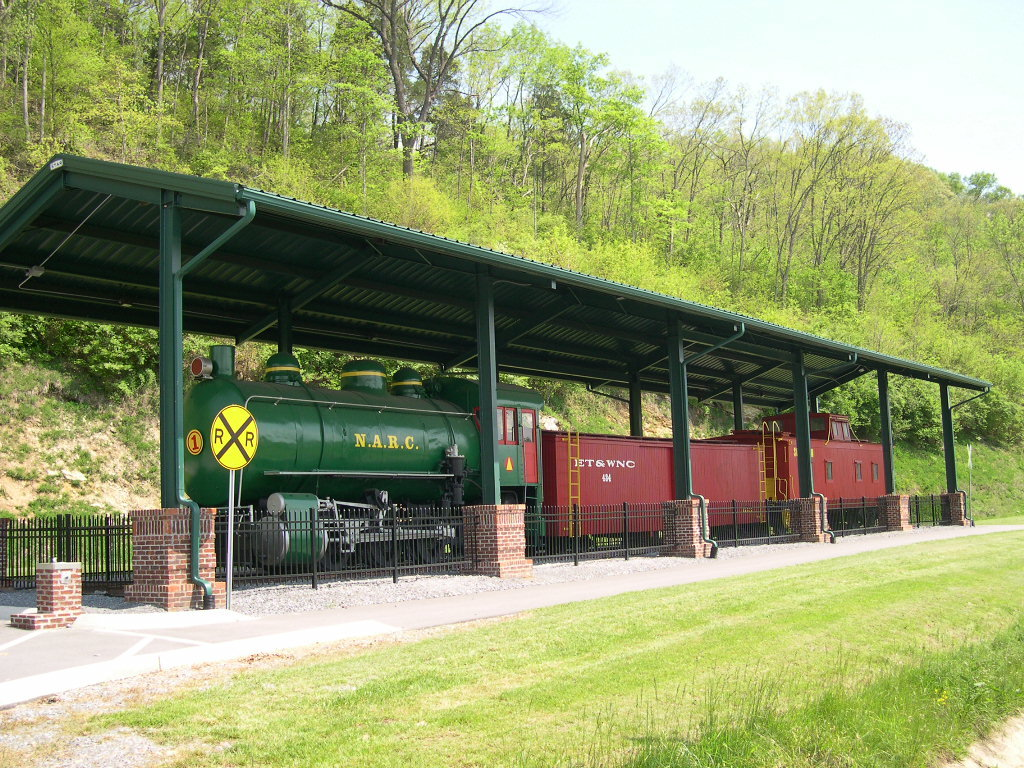 Elizabethton, TN: Oldtime Train