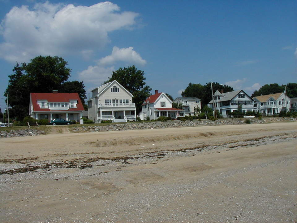 Woodmont, CT: Woodmont Beach