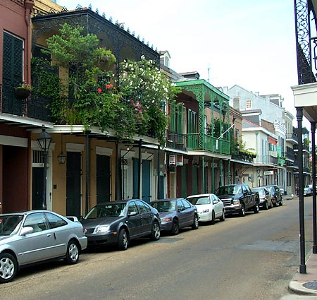 New Orleans, LA: Rue Royal