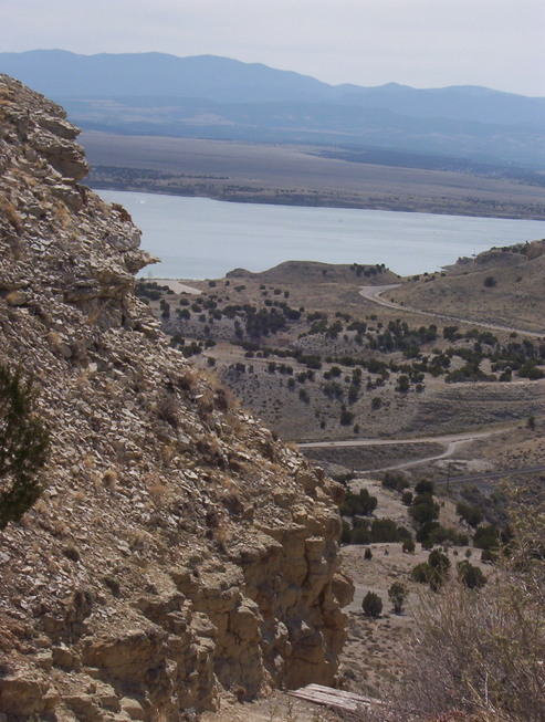 Pueblo West, CO : Resevoir