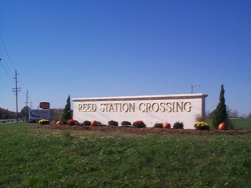 Carbondale, IL : Reed Station Crossing Subdivision