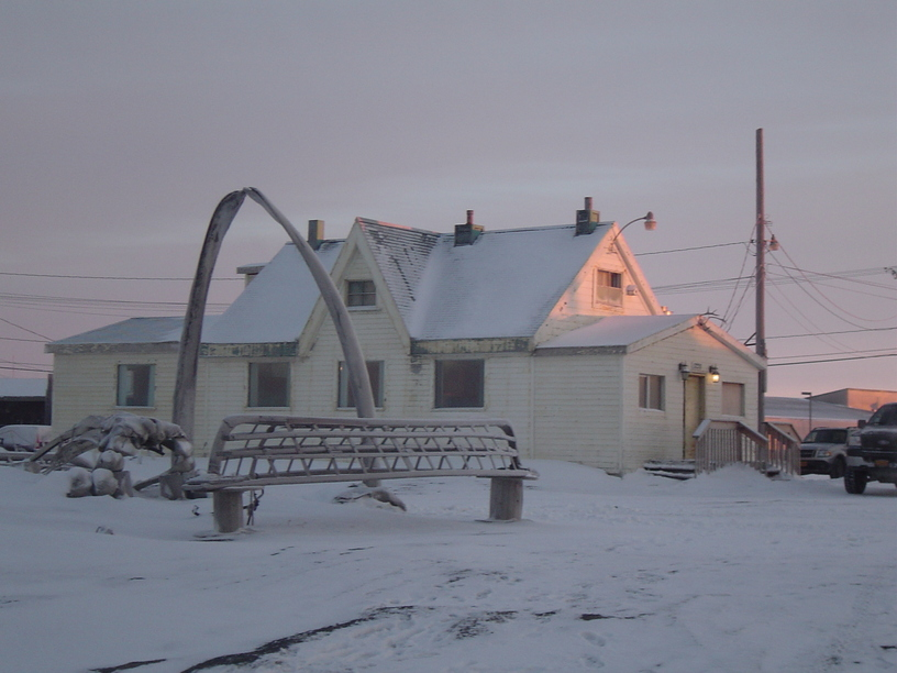 Barrow, AK : Historic Browers Cafe